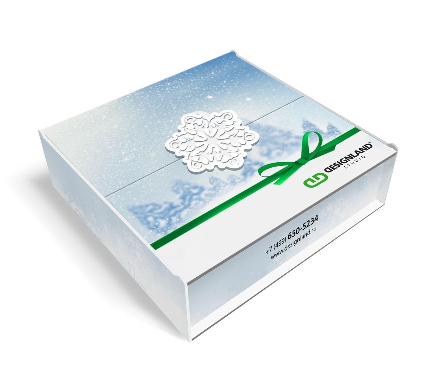 Предлагаем новогодние бизнес подарки для партнров